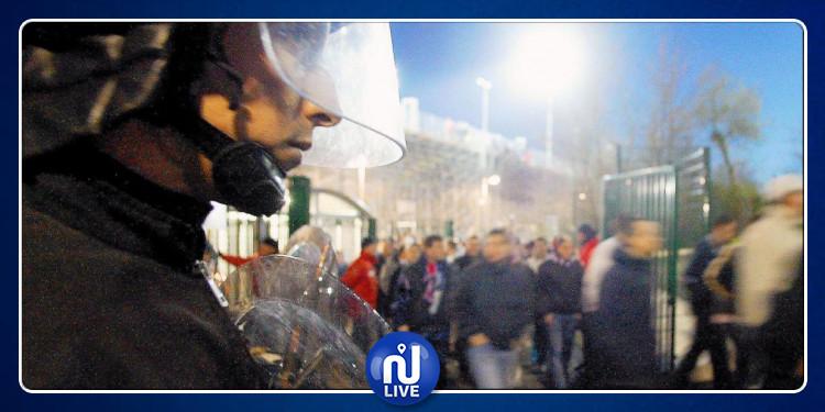 Ligue des Champions: Une centaine de supporters arrêtés à Amsterdam