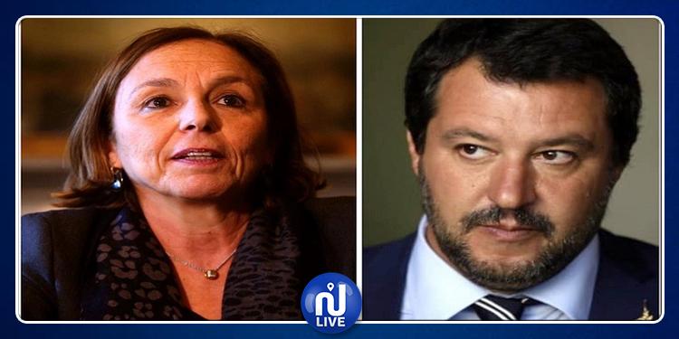 Luciana Lamorgese succède à Matteo Salvini