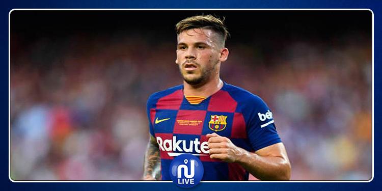 FC Barcelone : le jeune Carles Pérez prolonge jusqu'en 2022