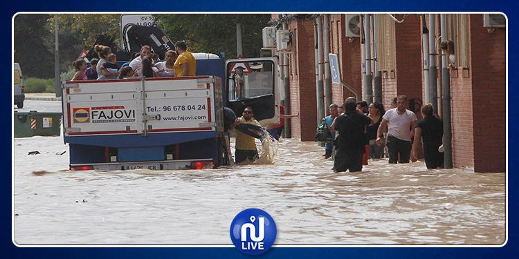 Quatre morts en deux jours dans des inondations en Espagne
