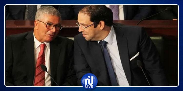 Zbidi appelle Youssef Chahed à démissionner
