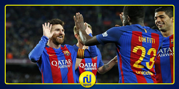 FC Barcelone : Umtiti inapte pour 5 semaines