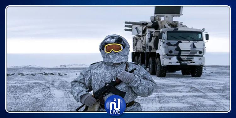 Le Canada militarise l'Arctique…