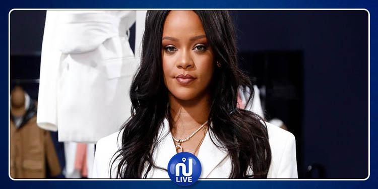 Rihanna frappée par le deuil