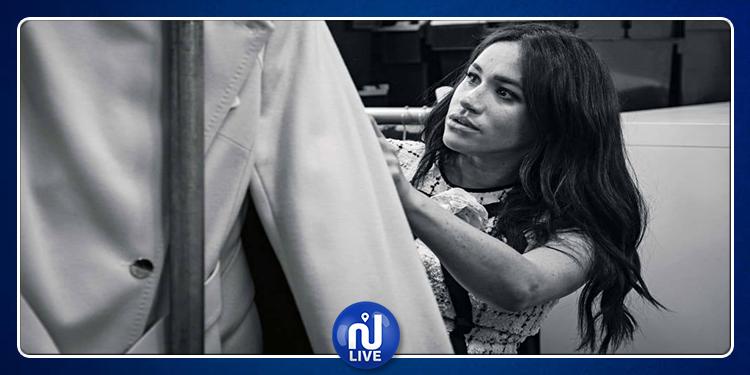 Meghan Markle lance sa collection de vêtements