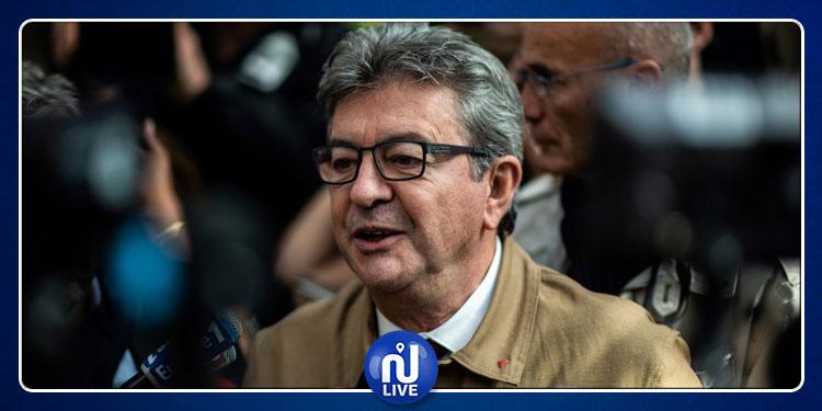 Jean-Luc Mélenchon : Nabil Karoui doit faire campagne en toute liberté