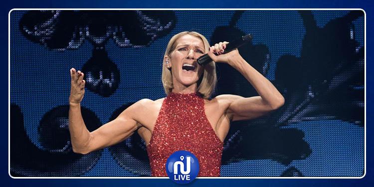 Céline Dion reporte quatre spectacles dans le cadre de sa tournée mondiale