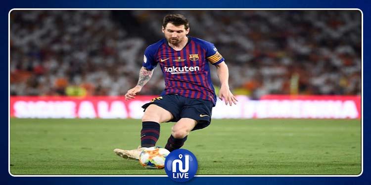 FC Barcelone : Lionel Messi remis de sa blessure