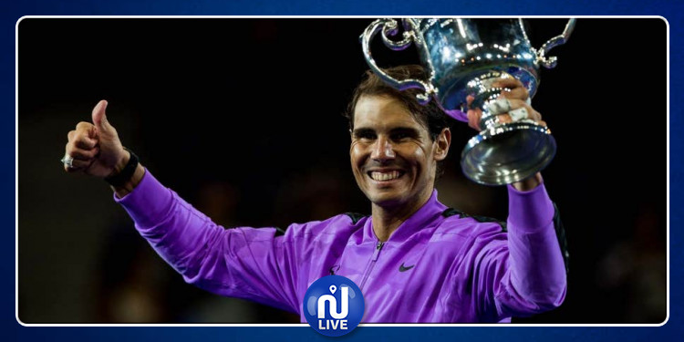 Flushing Meadows: Nadal remporte son 19e titre du Grand Chelem (Photos+Vidéo)