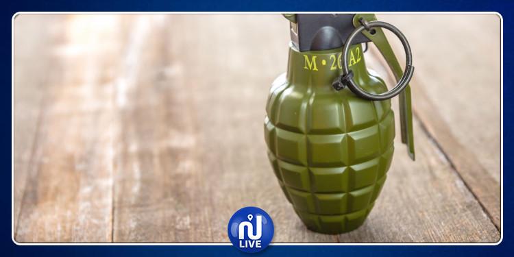 Un petit Suédois apporte une grenade explosive à la maternelle