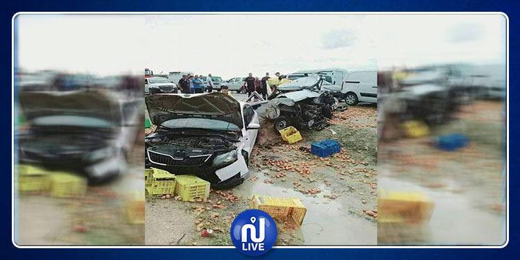 Chbika : Un homme est décédé ce mardi dans un accident de la route