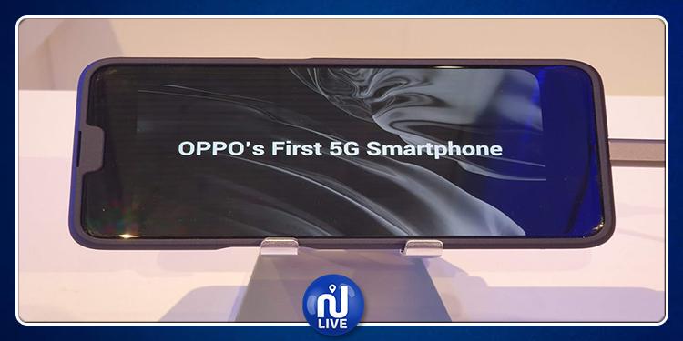 Oppo dévoile son 1er smartphone 5G…