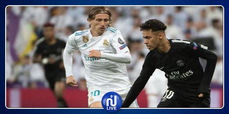 PSG : une formation remaniée face au Real Madrid