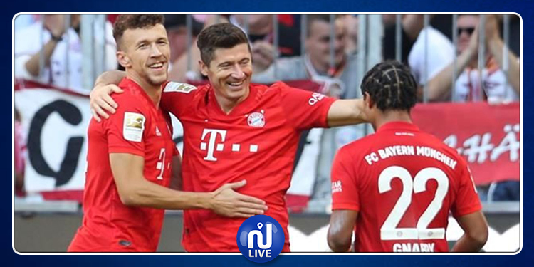 Bundesliga : le Bayern s'impose facilement face à Cologne