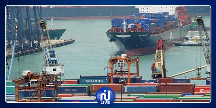 Echanges commerciaux :  baisse du volume des exportations pour le huitième mois de suite