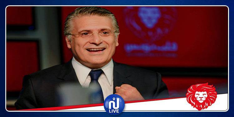 Le candidat à la présidentielle Nabil Karoui quitte la prison de Mornaguia