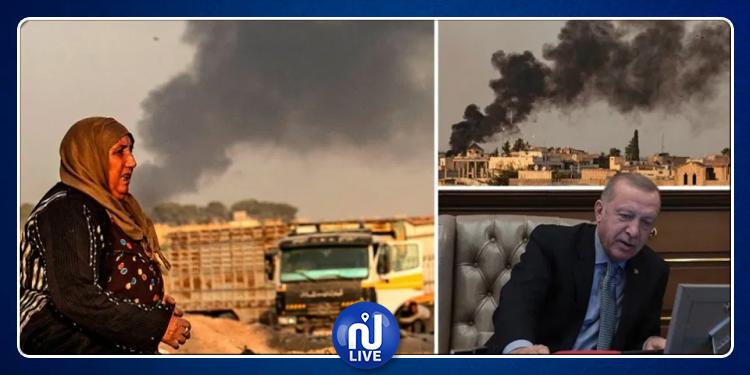 La Turquie lance une offensive militaire en Syrie