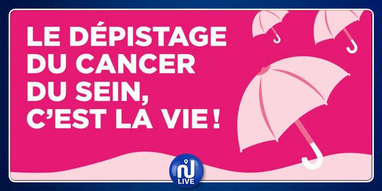 2500 nouveaux cas de cancer du sein enregistrés, chaque année en Tunisie