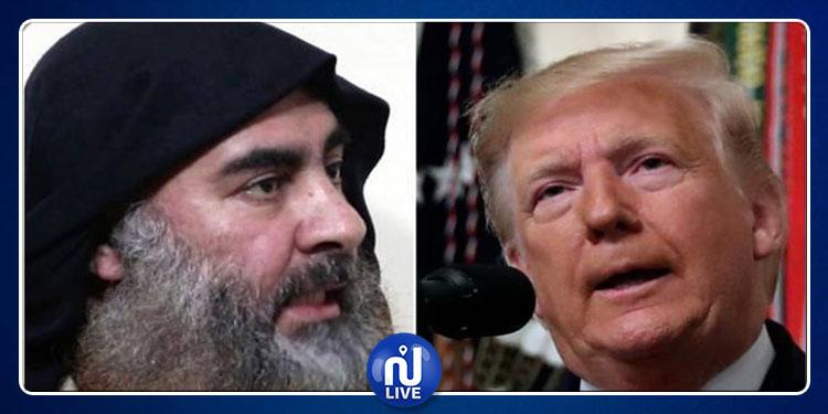 Trump confirme la mort d'Al-Baghdadi