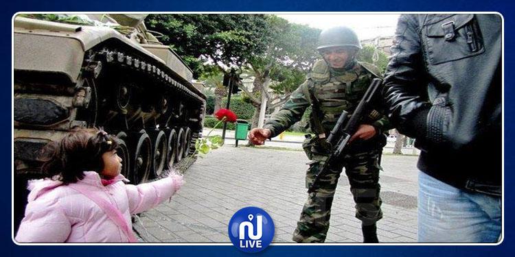 Les messages émouvants de l'Armée à nos élèves (Photos)