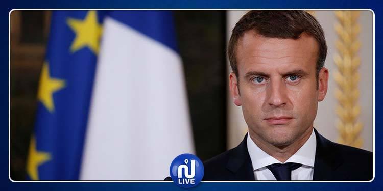 Macron condamne l'attaque ''odieuse'' contre la mosquée