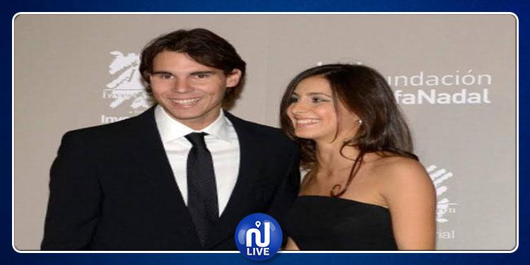 Rafael Nadal a dit oui à la femme de sa vie