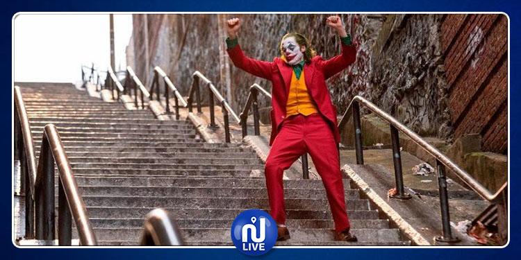 Le célèbre escalier du film Joker pris d'assaut