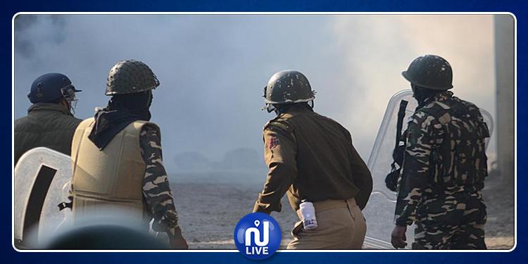 Inde : au moins dix blessés dans une attaque armée
