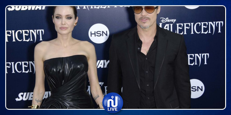 Angelina Jolie vit mal son divorce avec Brad Pitt