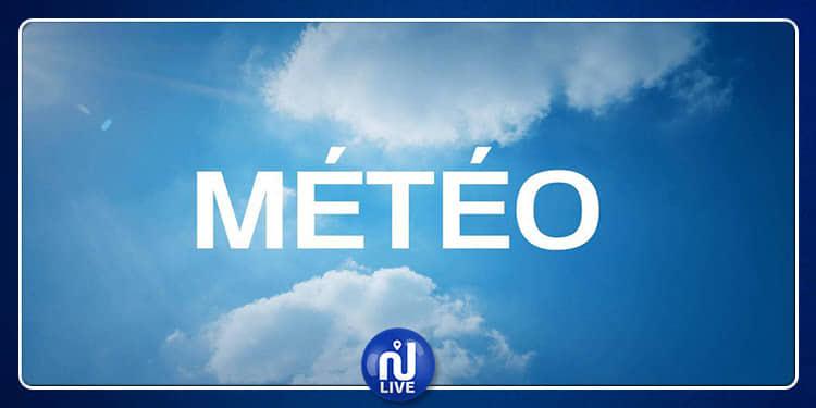 Prévisions météo pour ce mercredi 16 octobre 2019