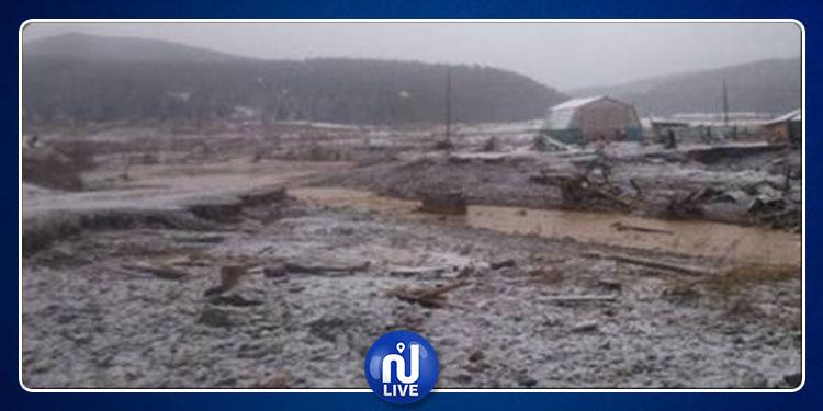 Russie: 13 morts après la rupture d'un barrage dans une mine d'or