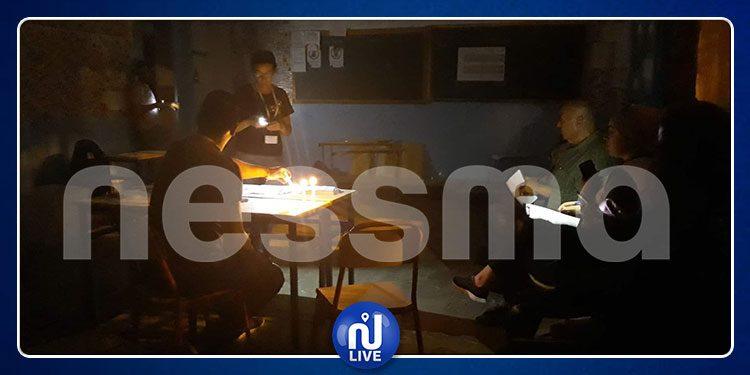 Sousse : Coupure d'électricité à l'école Porte Nord