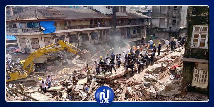 Au moins 10 morts dans l'effondrement d'une habitation au nord de l'Inde