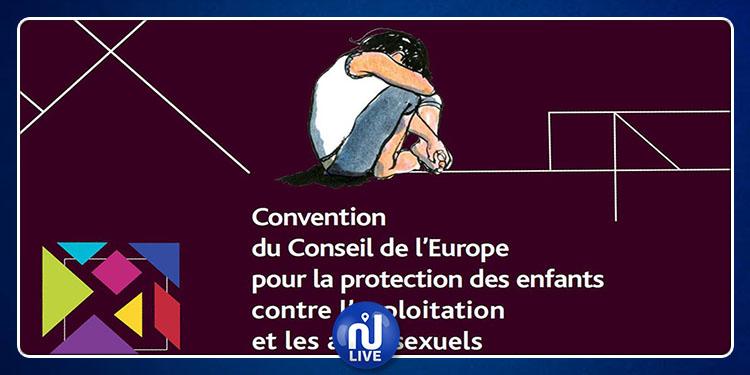 La Tunisie, 1er Etat non-membre du COE, adhère à la Convention de Lanzarote