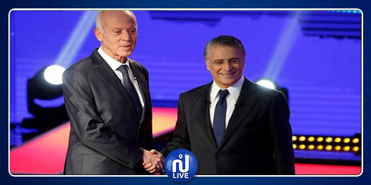 Nabil Karoui félicite Kais Said...