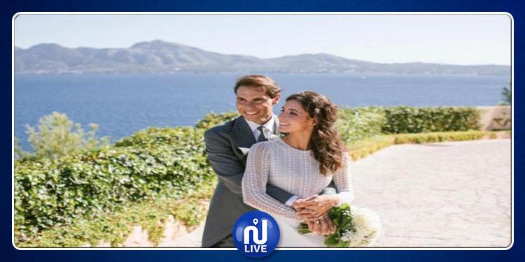 Les photos du mariage de Rafael Nadal et Mery Perelló, dévoilées