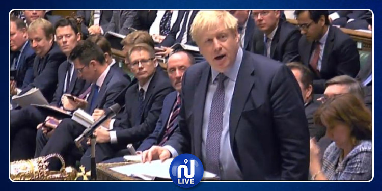 Brexit : Boris Johnson plaide devant le parlement, pour l'accord