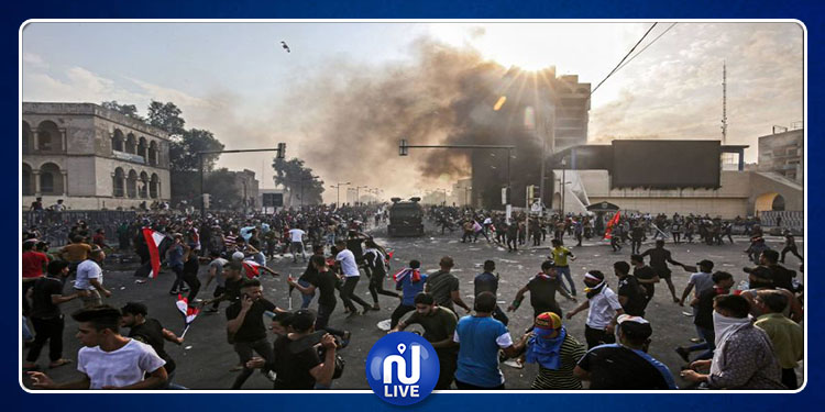 Bagdad : 3 morts dans une manifestation anti-gouvernementale