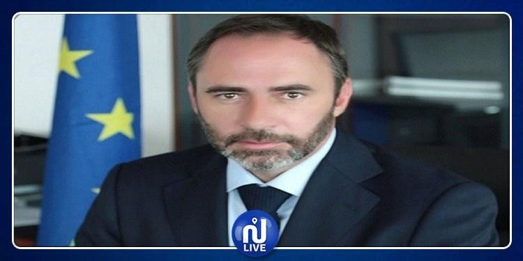 Bergamini réaffirme l'importance du respect de l'égalité des chances entre les candidats à la présidentielle en Tunisie