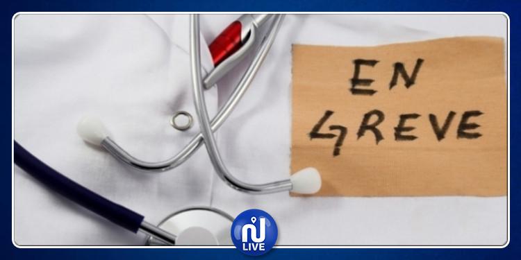 Les médecins de la fonction publique en grève de 3 jours…