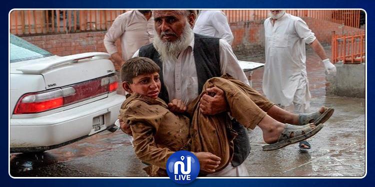 Afghanistan : une attaque contre une mosquée fait au moins 62 morts