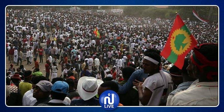Manifestations-Ethiopie : au moins 16 morts...