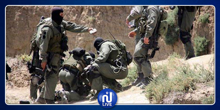 Kasserine : Un terroriste abattu au mont Essif …