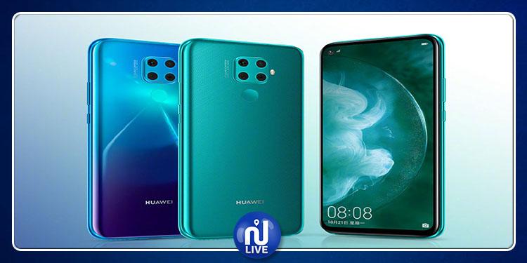 Le Nova 5z, le nouveau Smartphone de Huawei