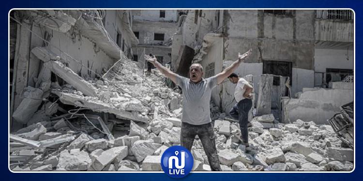 Syrie : de nouveaux bombardements font plusieurs morts