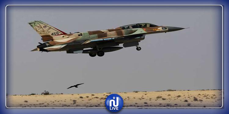 Israël mène des raids aériens  contre plusieurs positions militaires en Syrie