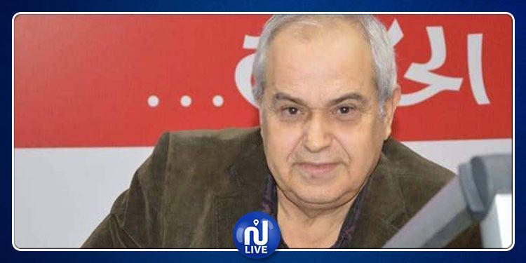 L'équipe Nessma souhaite un prompt rétablissement à Habib Jegham