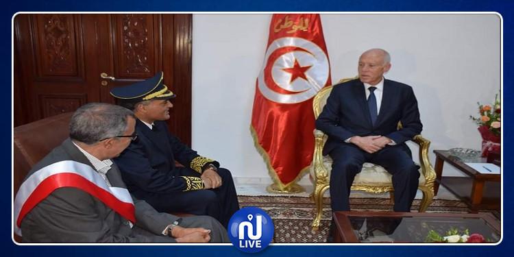 Le président de la République en visite à Kairouan