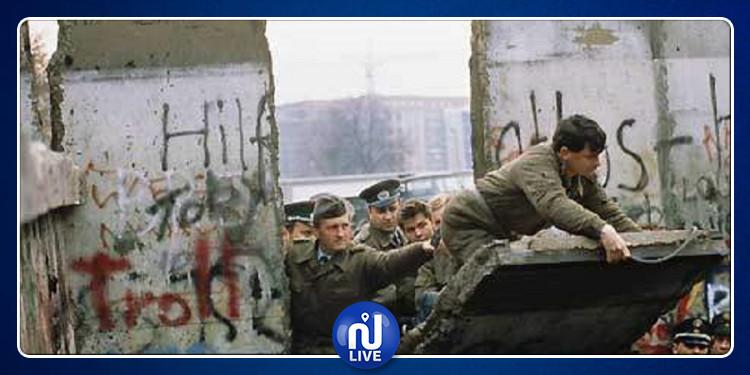 Mur de Berlin…30 ans après sa chute