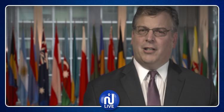 Ambassadeur des USA valorise le succès de la transition démocratique en Tunisie